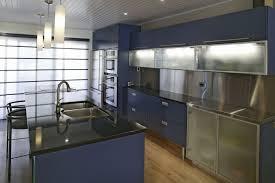 navy blue kitchen cabinets kitchen kitchen appliances painted wooden kitchen table blue