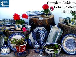 Check Out My 80 Pottery Polish Pottery Shopping In Boleslawiec The Ins Outs And