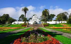 Botanical Gardens Golden Gate Park by Golden Gate Park Hd Wallpaper Golden Gate Park Category