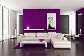 bedroom purple and gray wall paint color combination best colour