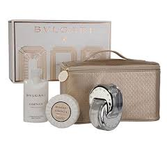 gift sets perfume gift sets omnia crystalline for women by bvlgari gift