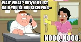 Mexican Maid Meme - family guy cleaning lady meme guy best of the funny meme