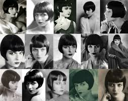 dolly rocker then and now the louise brooks hairstyle