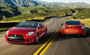 car mitsubishi eclipse driving a soft top convertible in winter yes i did that with a