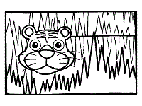 tigers coloring pages printable activities