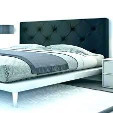 chambre avec tete de lit lit avec tete de lit tate de lit cuir tate de lit capitonnee en