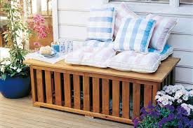build a slatted pine box seat australian handyman magazine
