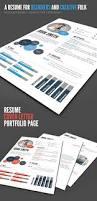 15 creative infographic resume templates