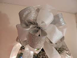 199 best tree topper bows images on