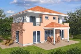 Reihenhaus Oder Einfamilienhaus Mediterranes Haus Massivhaus Typ U201egarda U201c