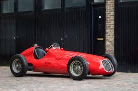 classic maserati for sale 1949 maserati 4clt ex giuseppe farina u0026 scuderia milan cars