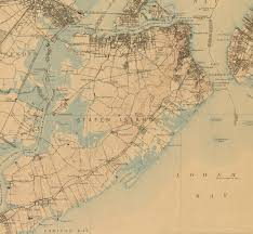 Map Staten Island Leaving The Sea Staten Islanders Experiment With Managed Retreat