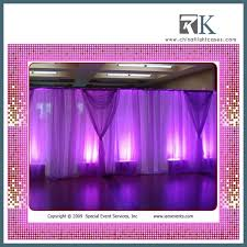 Pipe Drape Wholesale Wholesale Pipe And Drape Systems Rk Is Professional Pipe And Drape