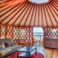 Living In A Yurt by 5 Tips For Maximizing Space In Your Yurt Pacific Yurts