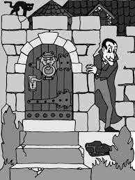 mansion clipart black and white dracula clipart haunted mansion pencil and in color dracula