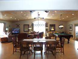 Bellawood Laminate Flooring Craftsman Great Room With Arched Window U0026 Ceiling Fan In Weirton