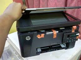 hp laserjet m126nw wifi mfp printer unboxing hands on u0026 review