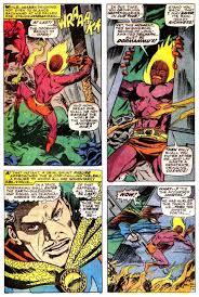 sorcerer wizards vs darkseid thanos apocalypse battles comic vine