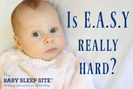 does e a s y make sleep harder for your baby the baby sleep