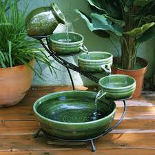 collection mini water fountains indoor pictures garden and kitchen