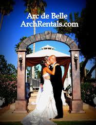 wedding arches los angeles real weddings arc de wedding arch canopy rental