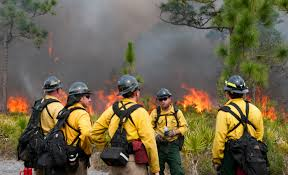 National Wildfire Activity by Wildfires Heat Up Across The West U S Department Of The Interior