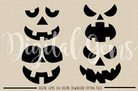 pumpkin face svg pumpkin face svg png eps dxf file design bundles