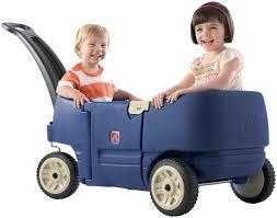 wagon baby step2 wagon for two walmart