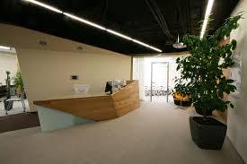 Modern Reception Desk Design by Home Office Home Office Receptionist Desk Design Salon Reception