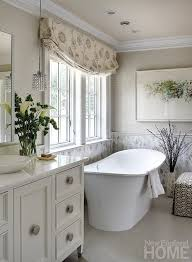Spa Like Master Bathrooms - galleries new england home magazine