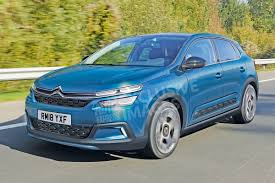 all new citroen c4 gets sharp look for 2018 auto express