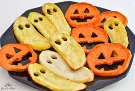 healthy halloween healthier party snacks u0026 halloween treats