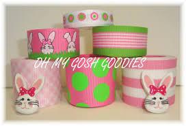 easter ribbon easter ribbon easter grosgrain ribbon easter bunny ribbon easter