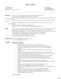 sle java developer resume engineering cover letter entry level sle engineer resume1 software