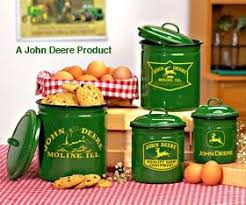 John Deere Home Decor 28 John Deere Kitchen Canisters I Think I Need These For My