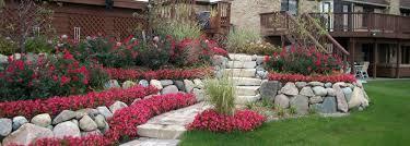 low maintenance perennial garden design the garden inspirations