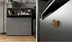 bureau secr騁aire meuble secr騁aire moderne 28 images meuble moderne blanc laqu