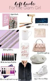 gift guide glamorous gift ideas