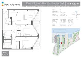 Waterfront Floor Plans by Riverlight Nine Elms Sw8