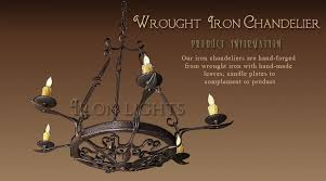 Forged Chandeliers Wrought Iron Lighting Home Lighting Iron Lighting