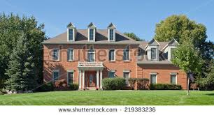 colonial house colonial house stock images royalty free images vectors