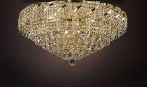 French Empire Chandelier Lighting Cjd Flush Cg 2173 26 Gallery Flush French Empire Crystal Flush