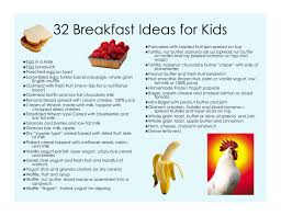 healthy nutritional breakfast ideas ideal weight for 5 feet