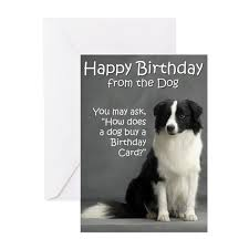 dogs greeting cards cafepress