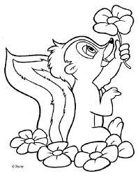 56 dibujos bambie disney images coloring