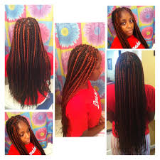 box braids with color protectivestyle twists u0026 braids