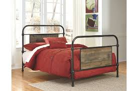 trinell twin metal bed ashley furniture homestore
