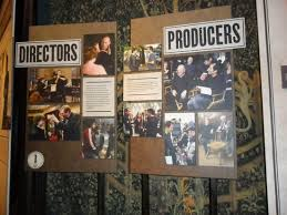 information board picture warner bros studio tour london