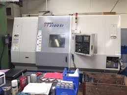 lathes aleman machines