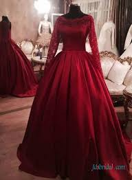 red burgundy colored wedding dresses cheap plus size ball gown